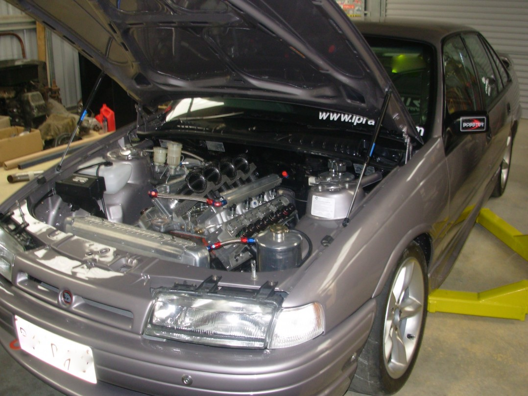 1989 Holden Special Vehicles SV5000