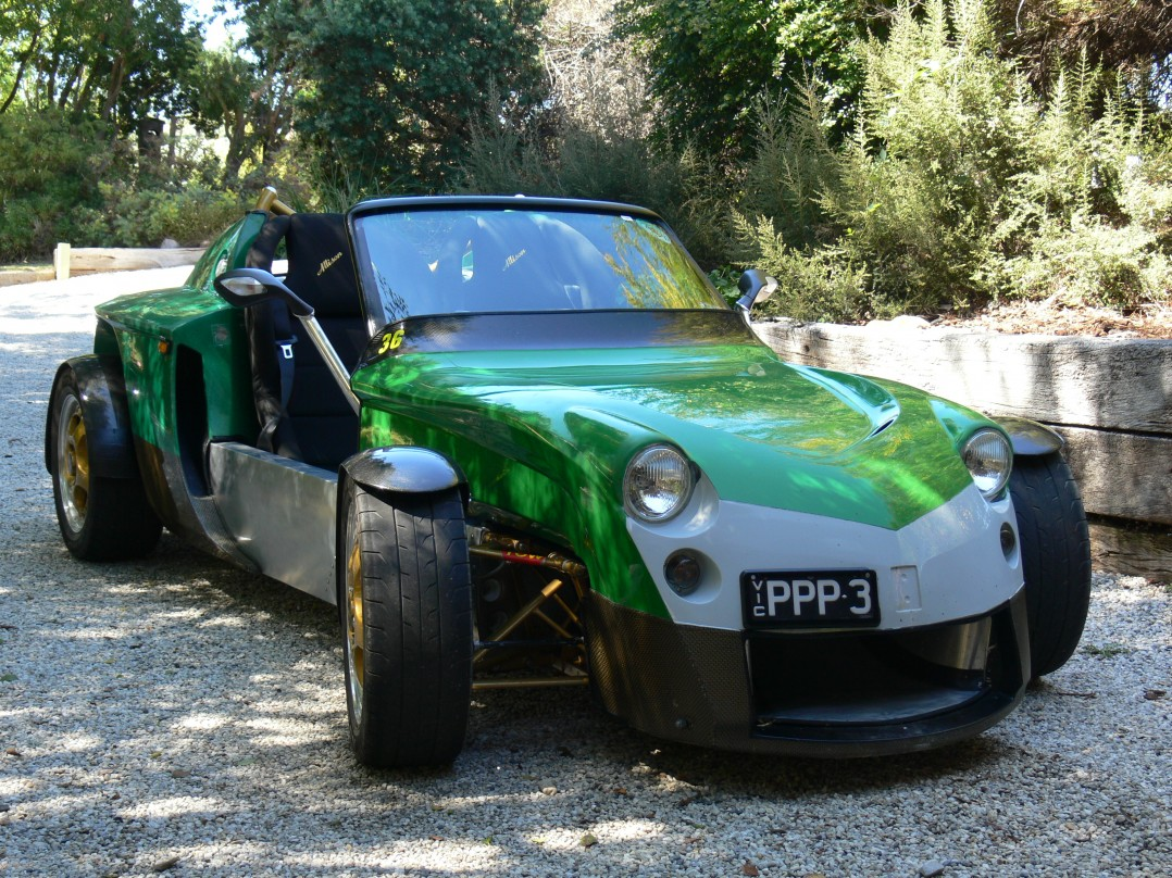 2010 Allison Sports Car Prototype 3