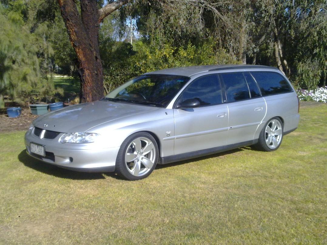 2003 Holden vx