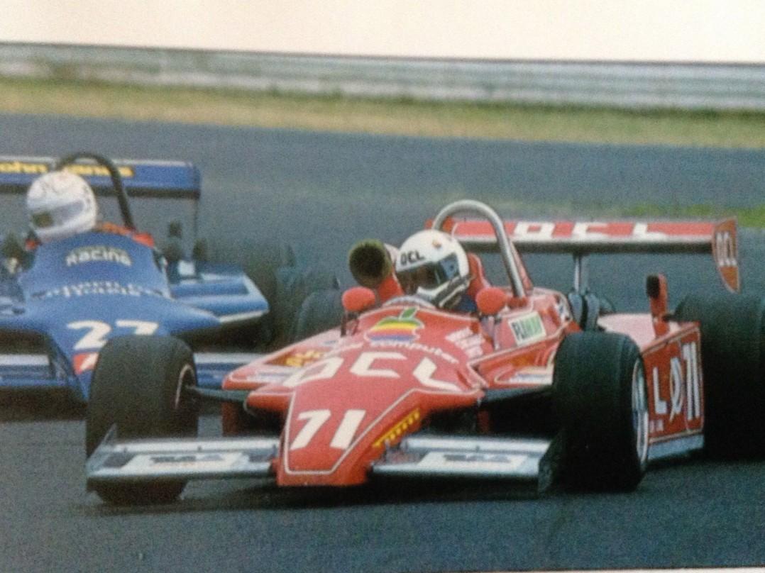 1983 Ralt RT4