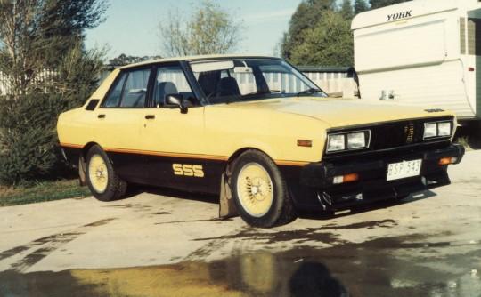 1984 Datsun Datsun Stanza SSS