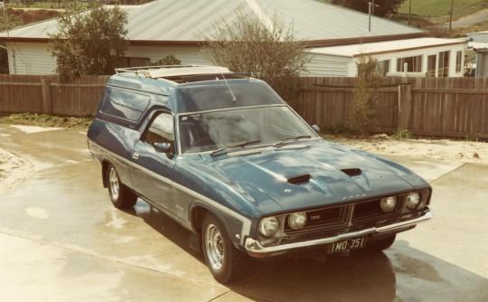 1975 Ford Facon XB 4V GT specs Panel van