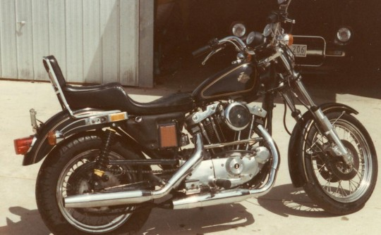 1983 Harley-Davidson 1983 Harley-Davidson Sportster 1000