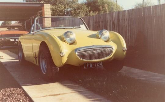 1962 Austin Healey Austin-Healey Bugeye