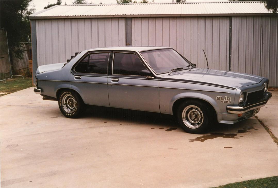 1975 Holden 1975 Holden LH Torana SLR5000