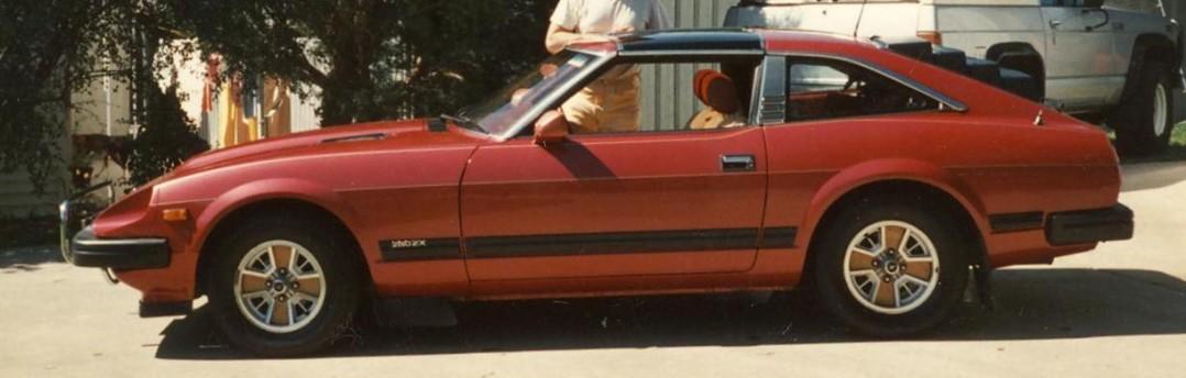 1983 Datsun 280 ZX