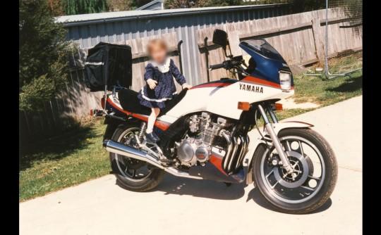 1984 Yamaha XJ 750