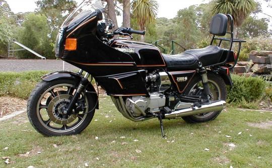 1988 Kawasaki Z1300