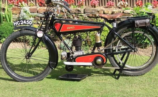 1920 Armis Cycle Manufacturing Co Armis