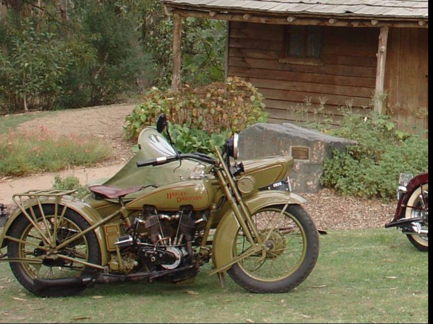 1926 Harley-Davidson J Model