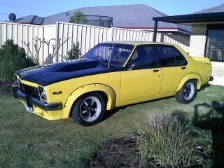 1976 Holden TORANA SL/R 5000 / A9X