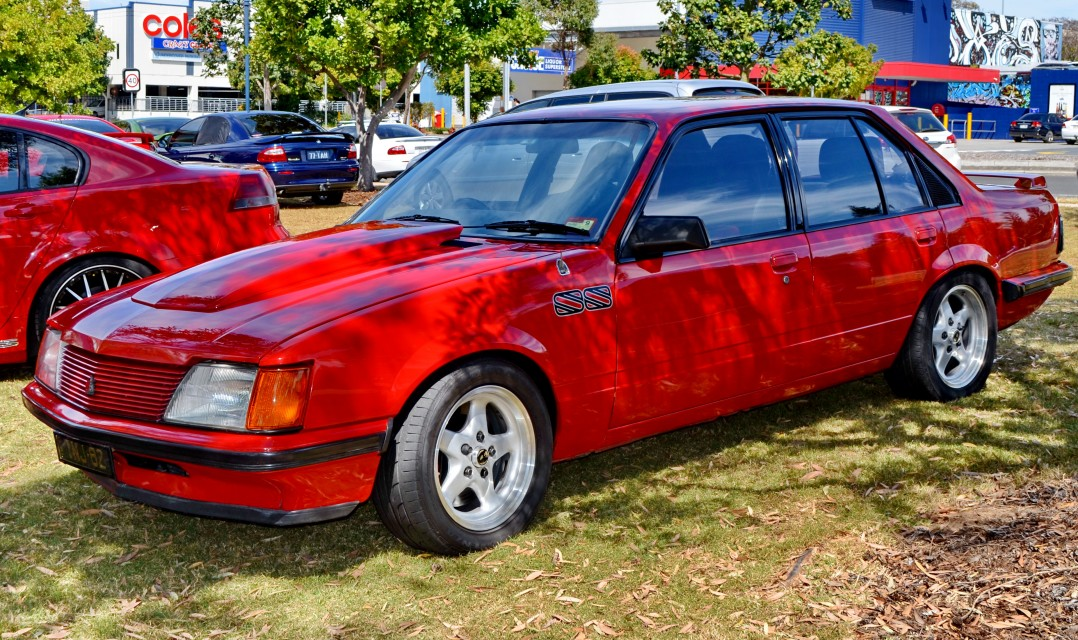1982 Holden VH Commodore SS