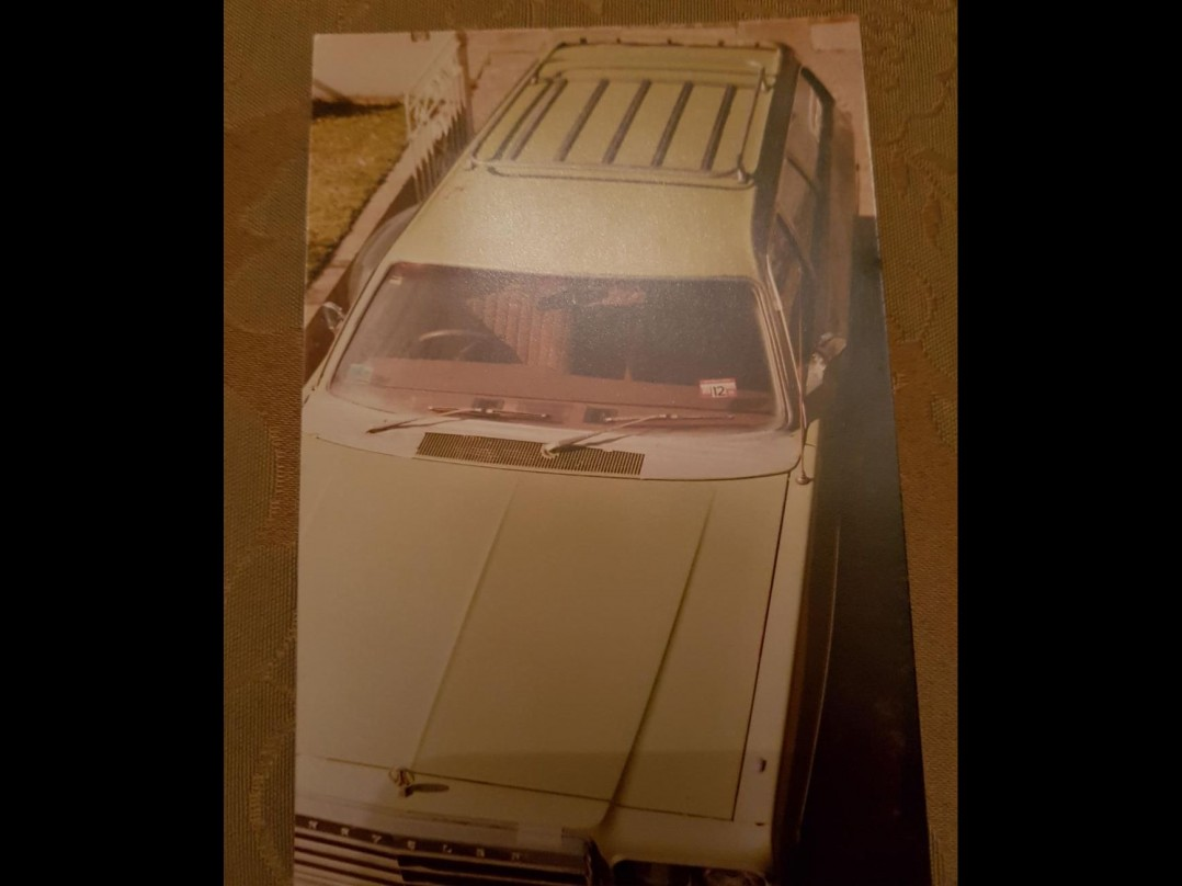 1979 Chrysler Valiant CM regal wagon