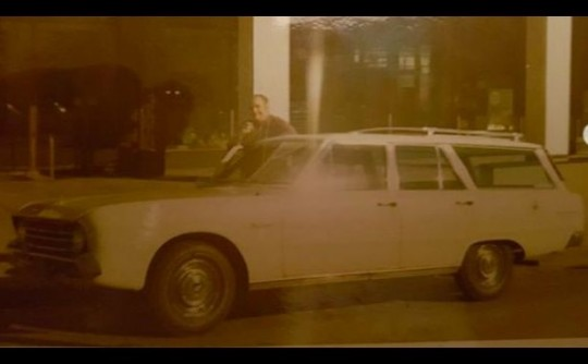 1969 Chrysler Valiant vf safari