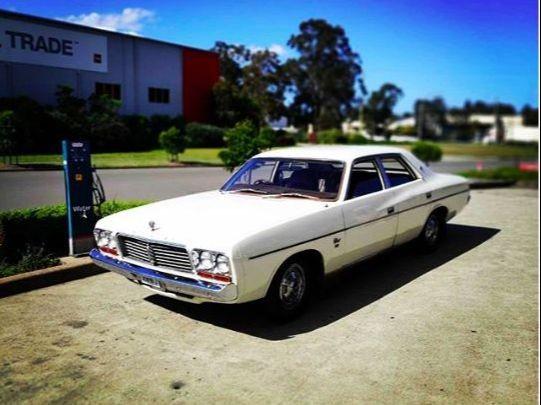 1977 Chrysler CL Valiant