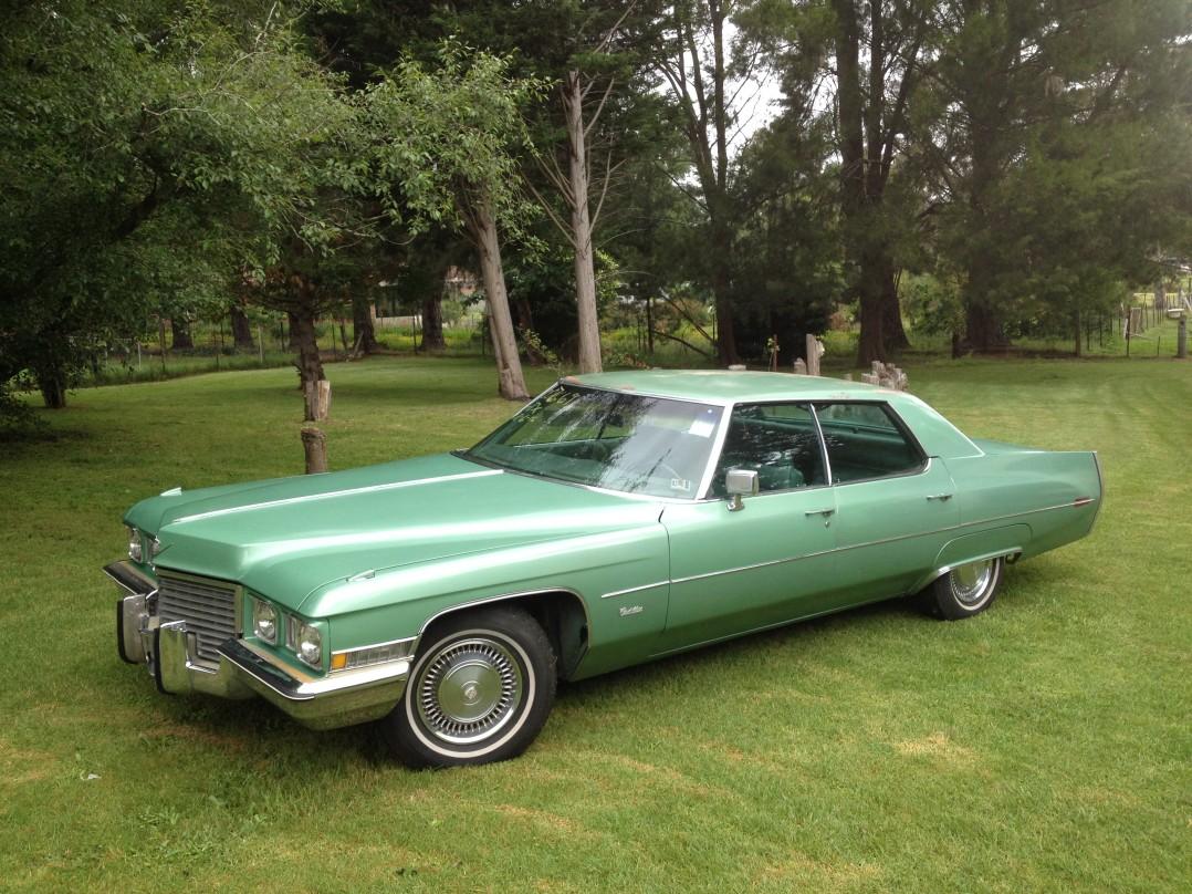 1972 Cadillac Calais