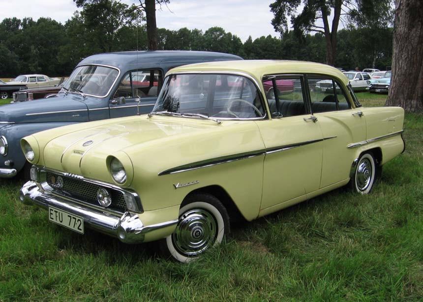1957 Vauxhall Victor F Series Super