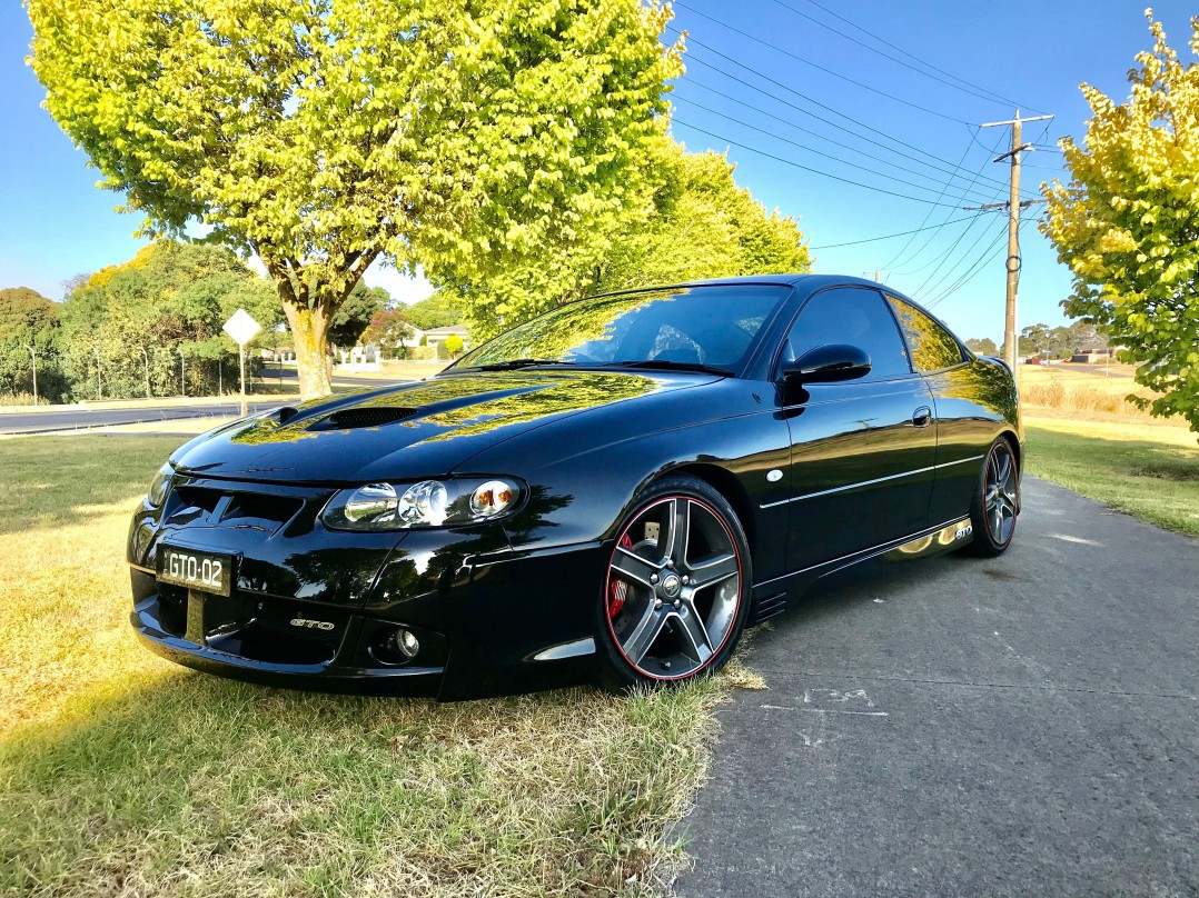 2002 Holden Special Vehicles COUPE GTO