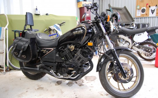 1983 Yamaha XV1000 Midnight Special