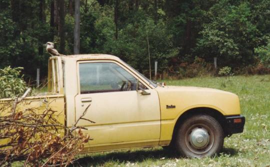 1981 Holden Rodeo Ute