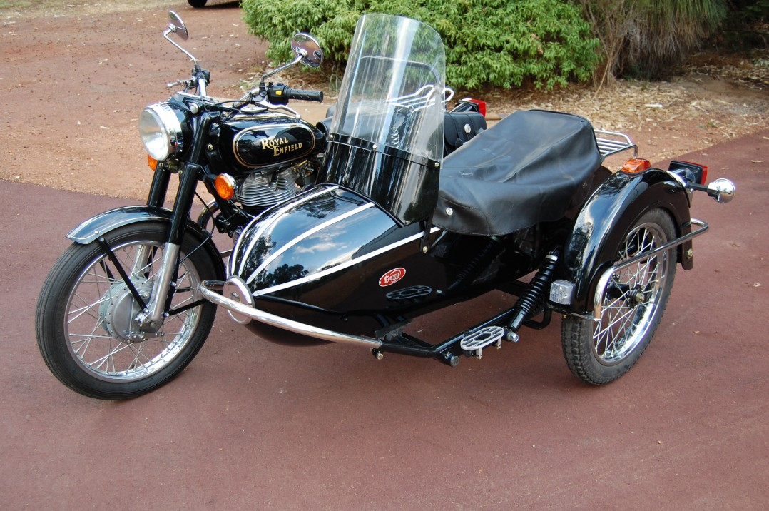 2005 Royal Enfield 500 Bullet
