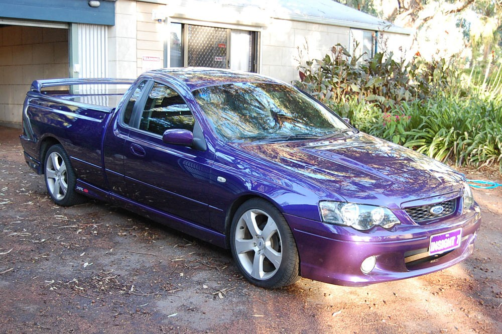 2004 Ford Falcon XR8