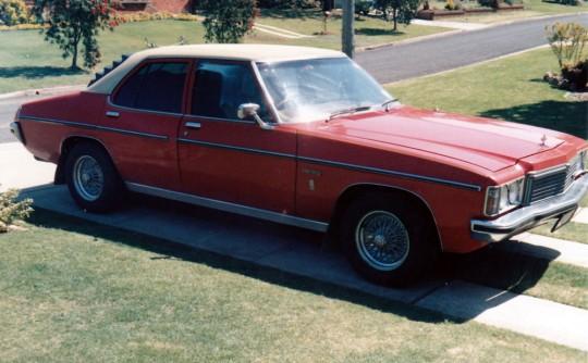 1978 Holden HZ Premier
