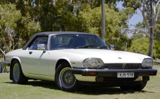 1988 Jaguar XJS Convertible