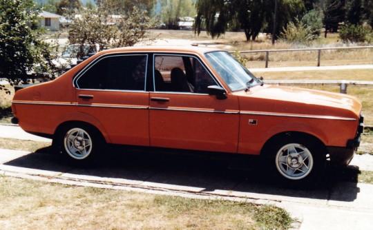 1980 Ford ESCORT GL