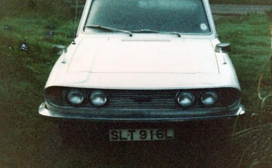 1972 Triumph TD2000