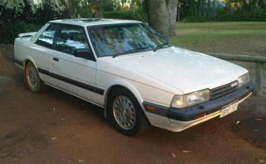 1987 Mazda 626 Turbo