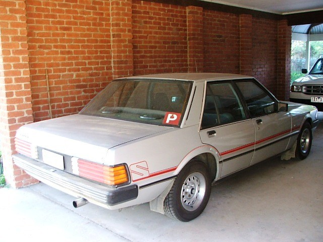 1983 Ford FALCON S Pack