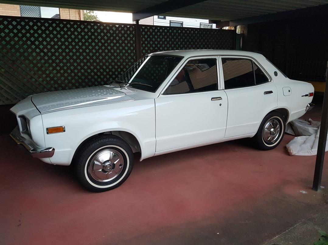 1973 Mazda SAVANNA RX3 SUPER DELUXE