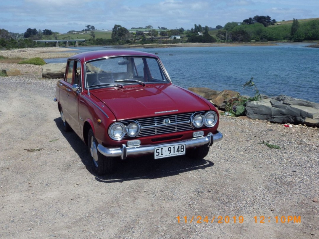 1964 Isuzu BELLETT