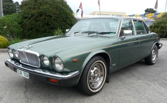 1984 Jaguar Series 3 XJ6