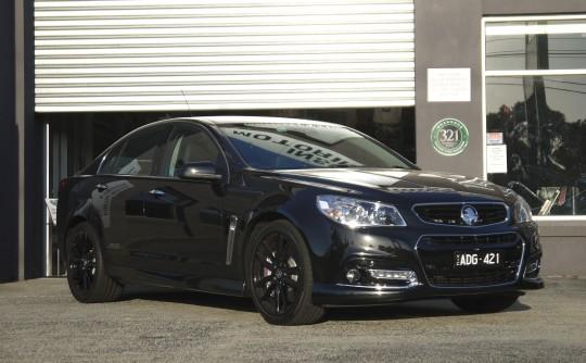 2014 Holden SSV Redline