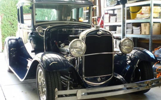 1931 Ford Improved A Model