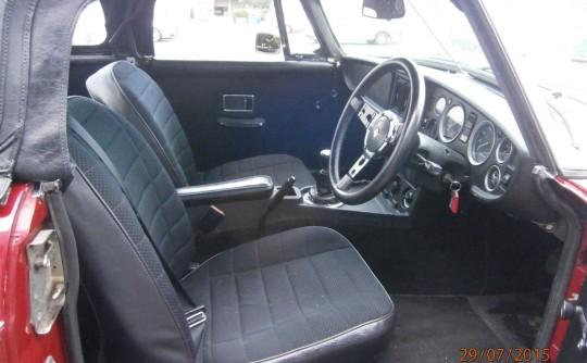 1974 MG MGB V8 Roadster