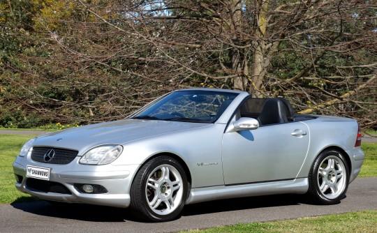 2001 Mercedes-Benz SLK 32