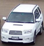 2006 Subaru Forrester XT