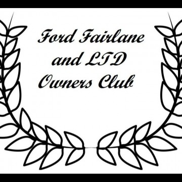 Ford Fairlane and LTD Owners Club Inc