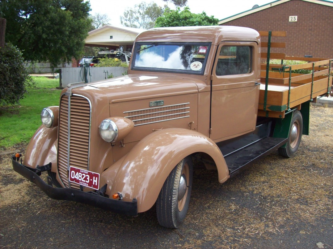 1937 stewart truck h-40
