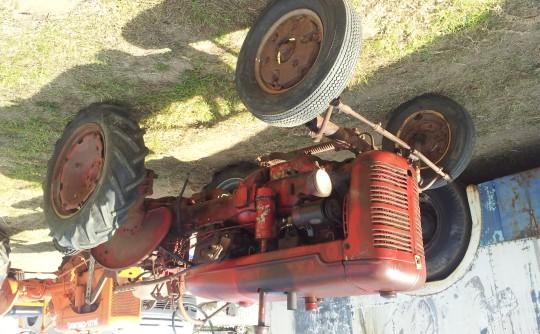 1949 International Harvester Farmall Super A