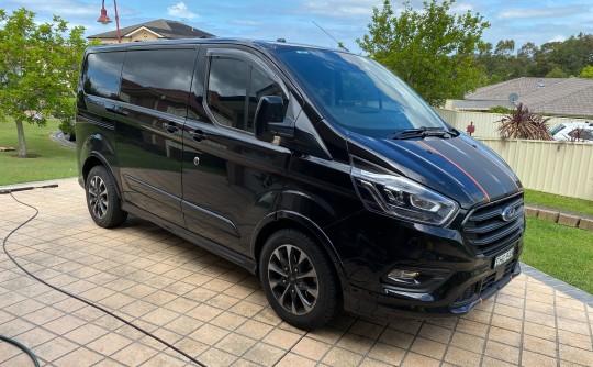 2019 Ford TRANSIT (SWB)