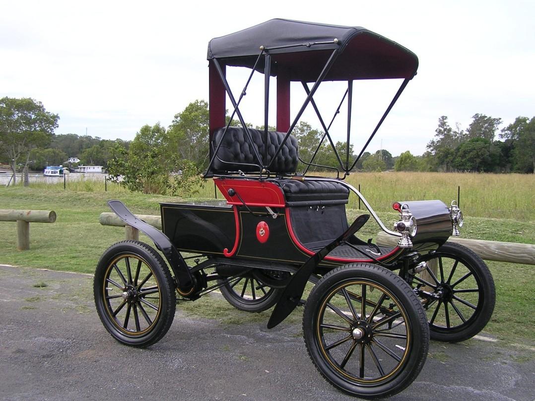 1903 Oldsmobile R