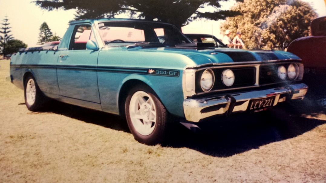 1972 Ford XYUTE GT