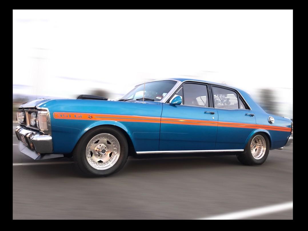 1970 Ford Falcon XY GT