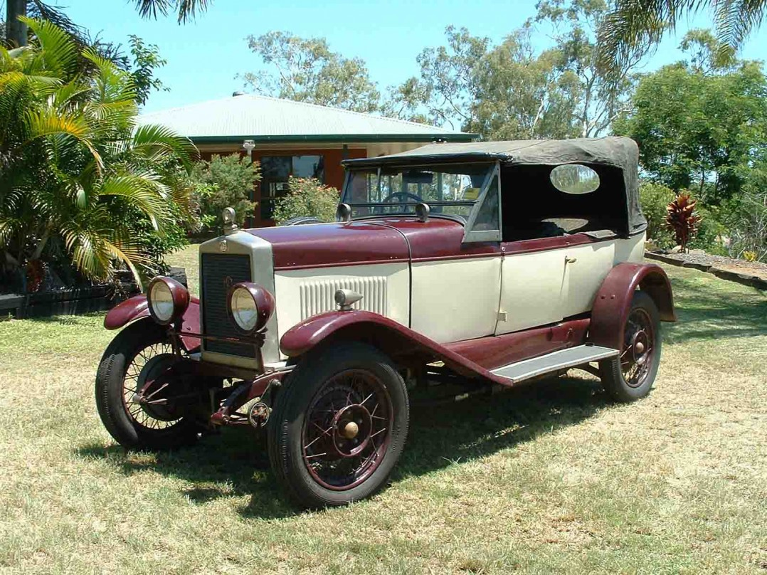 1927 MG 14/28