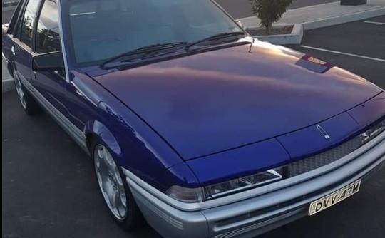 1986 Holden CALAIS
