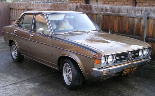 1977 Chrysler GD GALANT